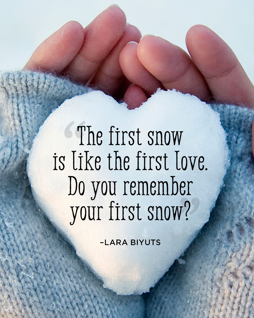 Snowflake Love Quotes 18 Best Winter Quotes  Snow Quotes You'll Love
