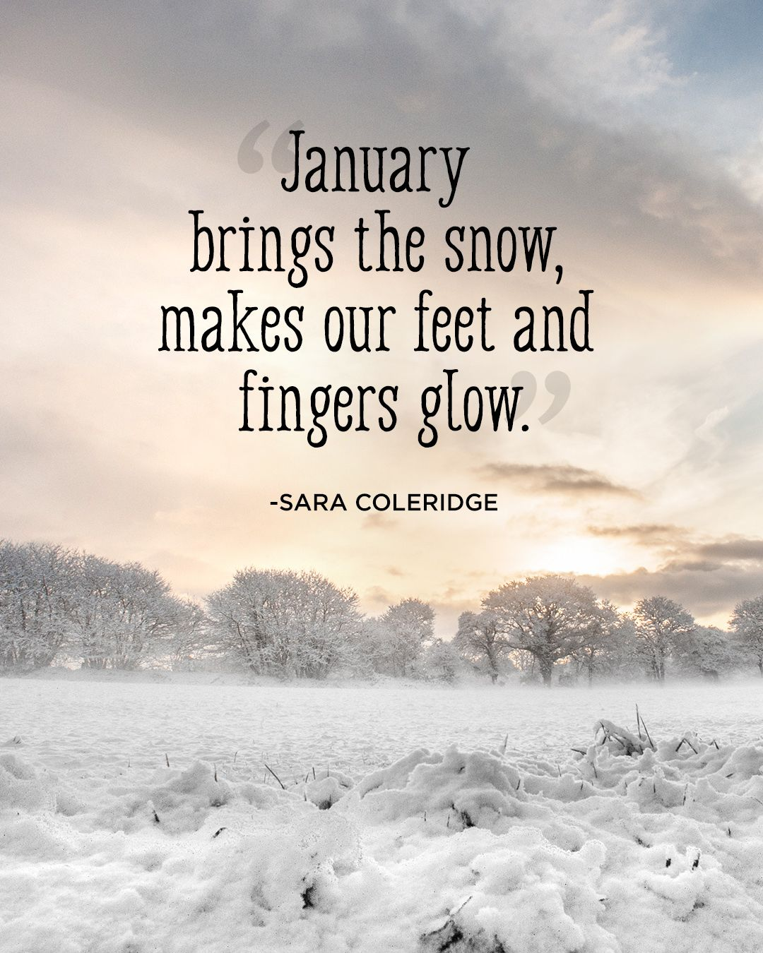 18 Best Winter Quotes - Snow Quotes You\'ll Love