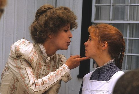 Anne of Green Gables Play with Anne and Mrs. Cuthbert