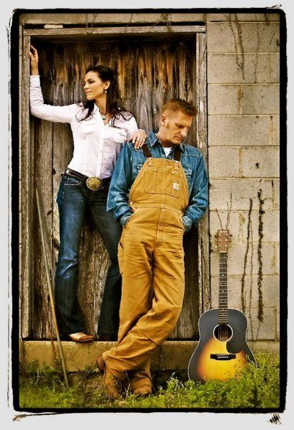 Joey and Rory promotional art