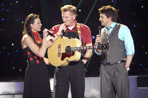 Joey and Rory on Can You Duet