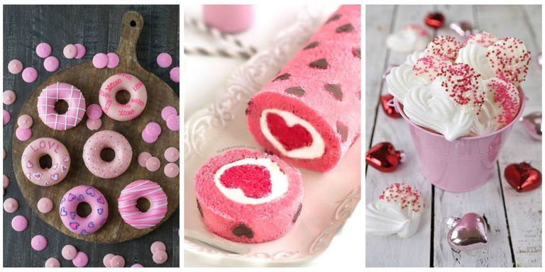 42 Easy Valentine\'s Day Desserts - Best Recipes for Valentines Day ...