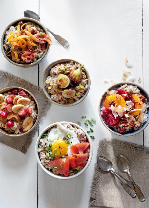 Slow-Cooker Whole-Grain Porridge