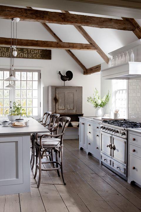 Wood, Room, Floor, Interior design, Home, Flooring, White, Ceiling, Table, Wood flooring,