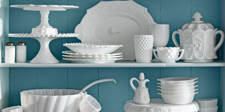 Facts About Milk Glass Milk Glass Collectibles