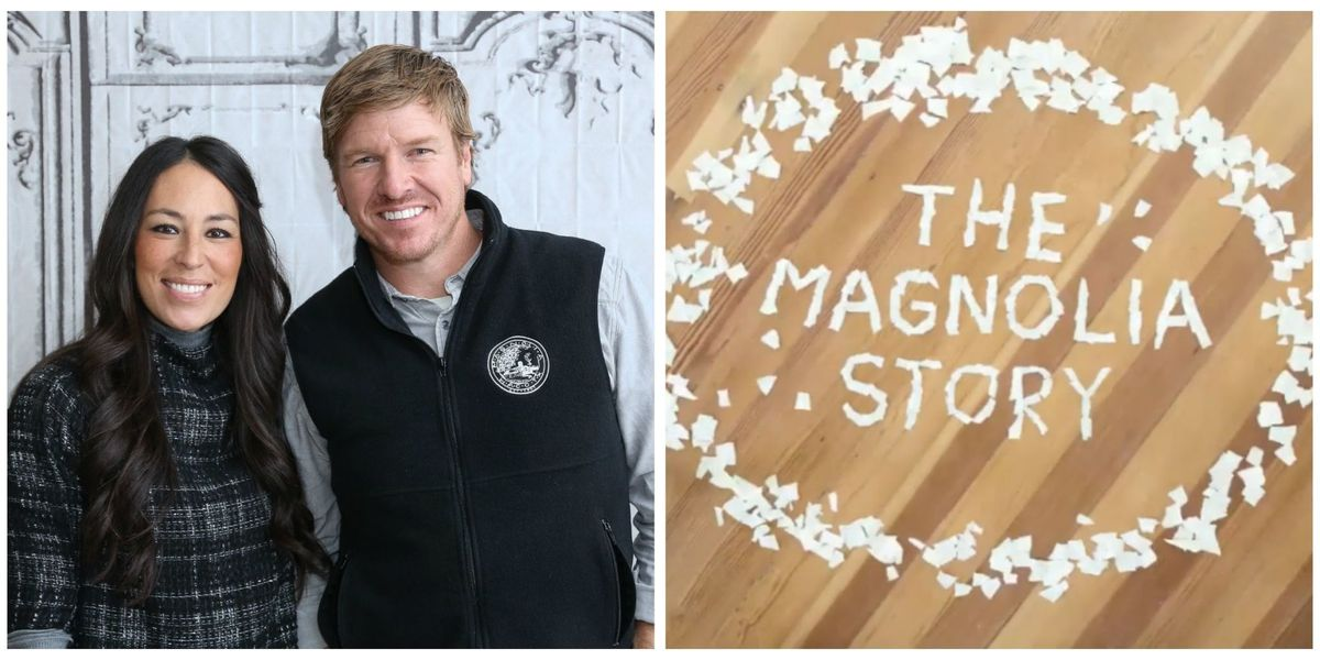 The Magnolia Story Chip And Joanna Gaines Book