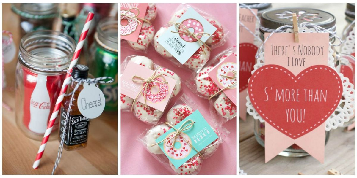 17 Diy Valentine S Day Gifts For Friends Ideas For