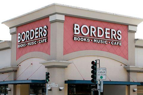 Borders-bookstore