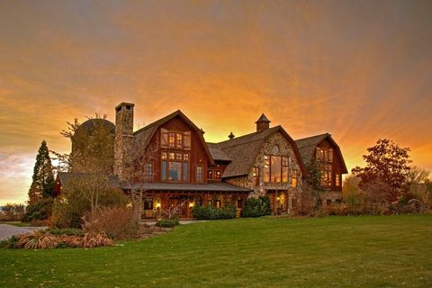 This Extraordinary Barn Mansion Will Make You Want to Pack