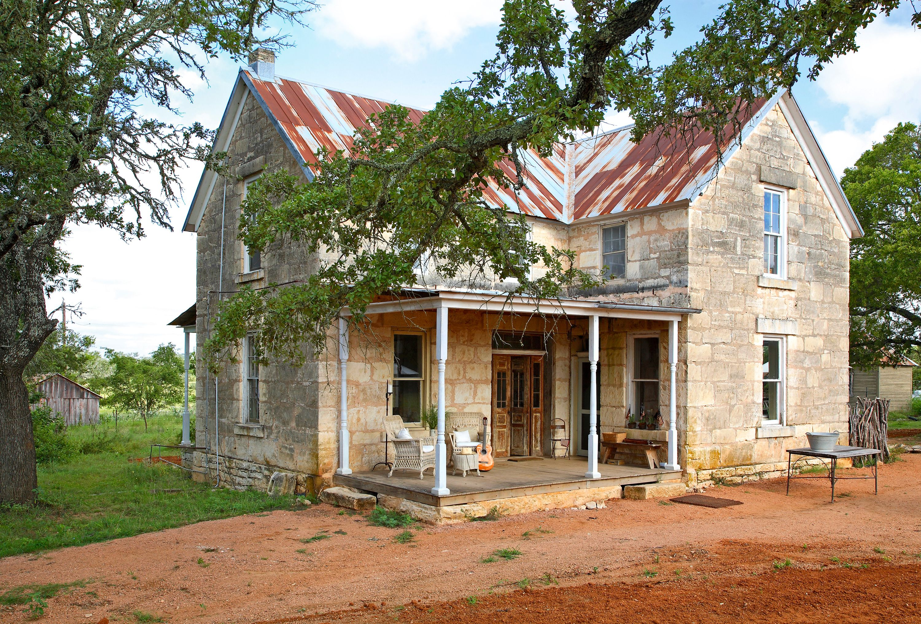 Home Renovation Ideas Texas Hill Country Redo Wiring Old House