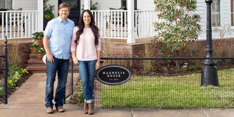Chip and joanna gaines from hgtvs fixer upper invite us into their popular bed and breakfast