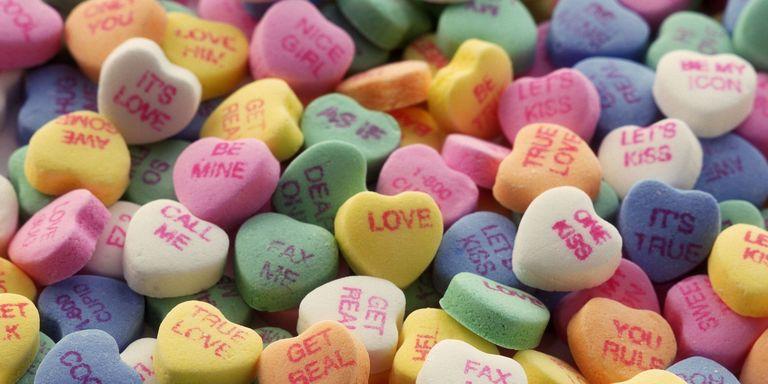 Valentine's Day Quiz: Candy Hearts