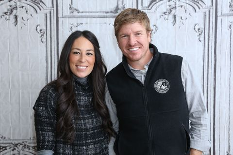 joanna and chip gaines, hosts of hgtv's fixer upper