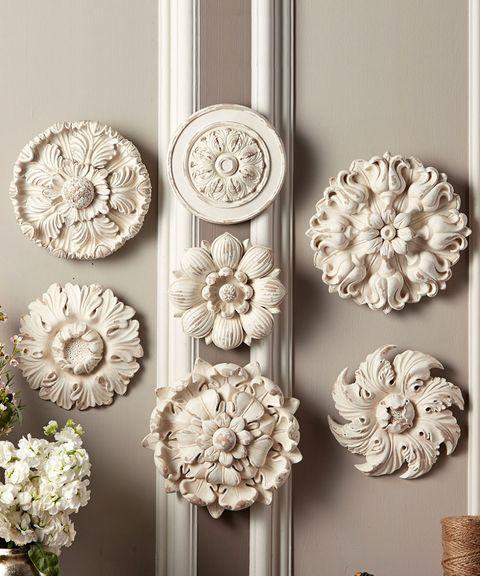 Bliss Home & Design Chambord Wall Medallions