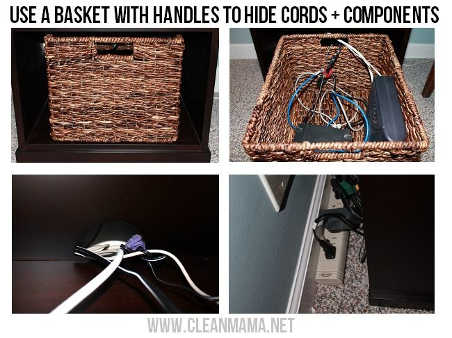 Hide Tv Wires And Cords