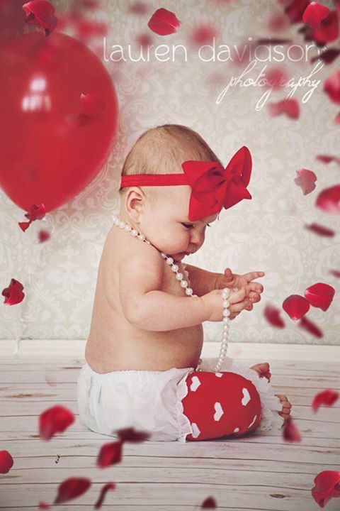 16 Valentine S Day Babies Newborn Photography For Valentine S Day