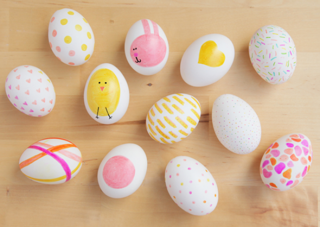 50 Fun Easter Egg Designs
