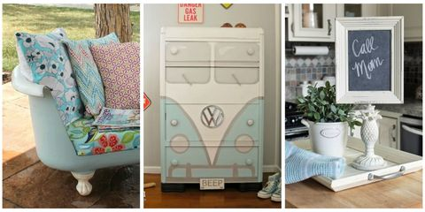 25 Flea Market Flip Ideas Cheap Diy Furniture Makeovers