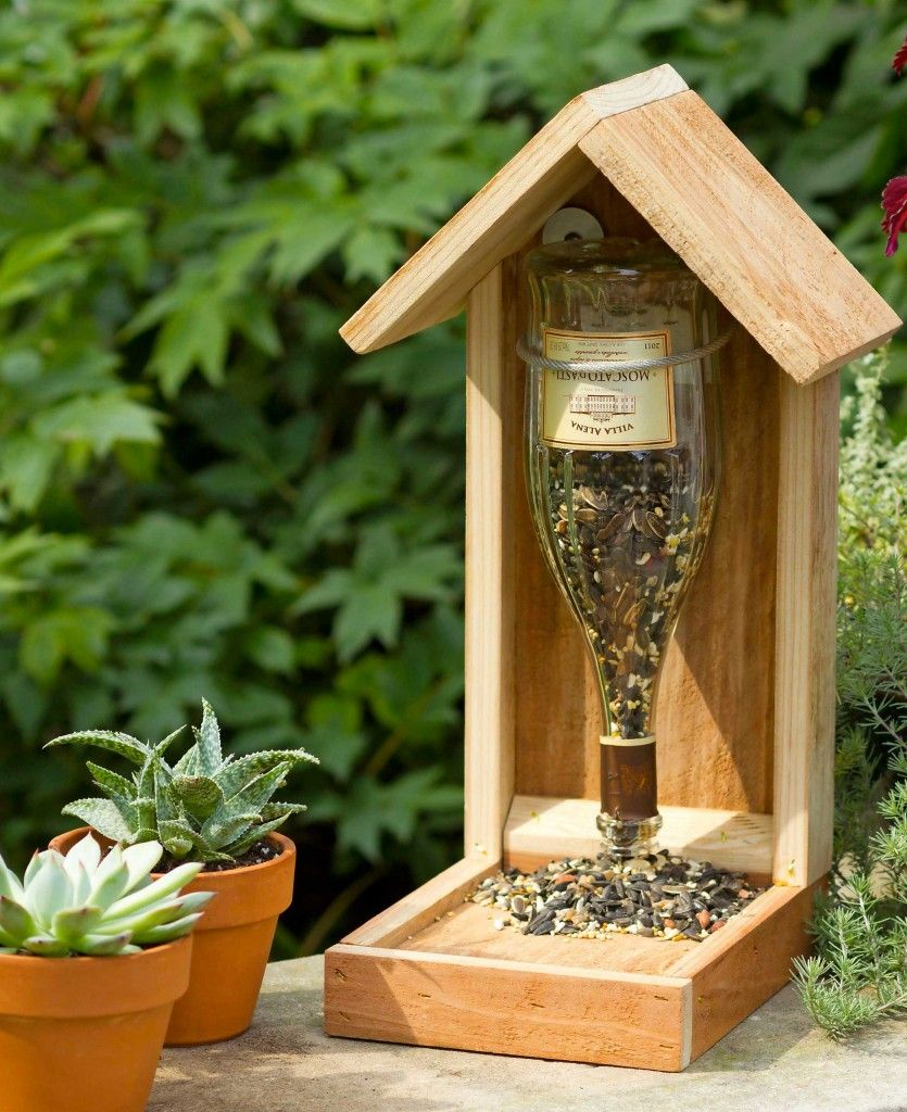 13 DIY Bird Feeders - Homemade Bird