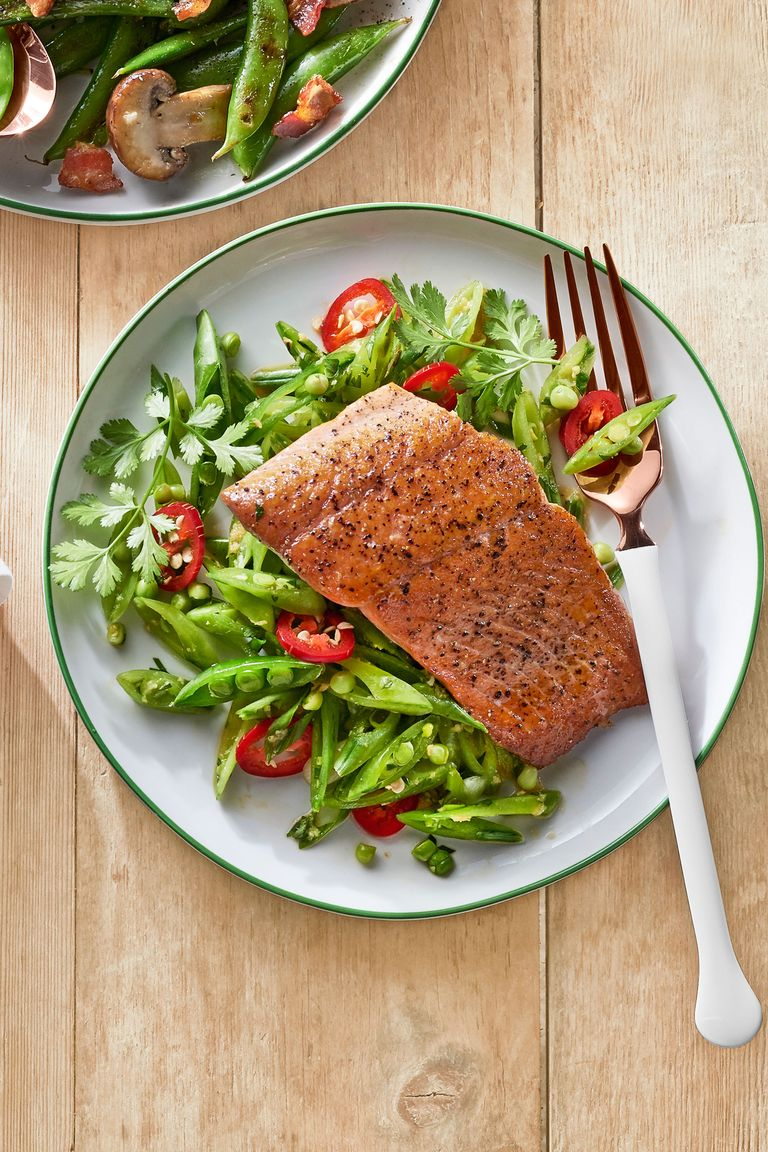 Gingery Seared Salmon | Easy 30-Minute Meals to Cook Every Night | Homemade Recipes