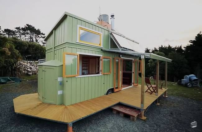 This Tiny House Generates Enough Energy To Go Off-Grid - Jeff Hobbs Live Solar Home Designs Salt Box on mission home designs, small home designs, high tech home designs, three story home designs, stone home designs, florida home designs, gambrel home designs, arts & crafts home designs, two story home designs, georgian home designs, alpine home designs, adobe home designs, carriage house home designs, barn home designs, new american home designs, english home designs, farmhouse home designs, bungalow home designs, art deco home designs, shed roof home designs,