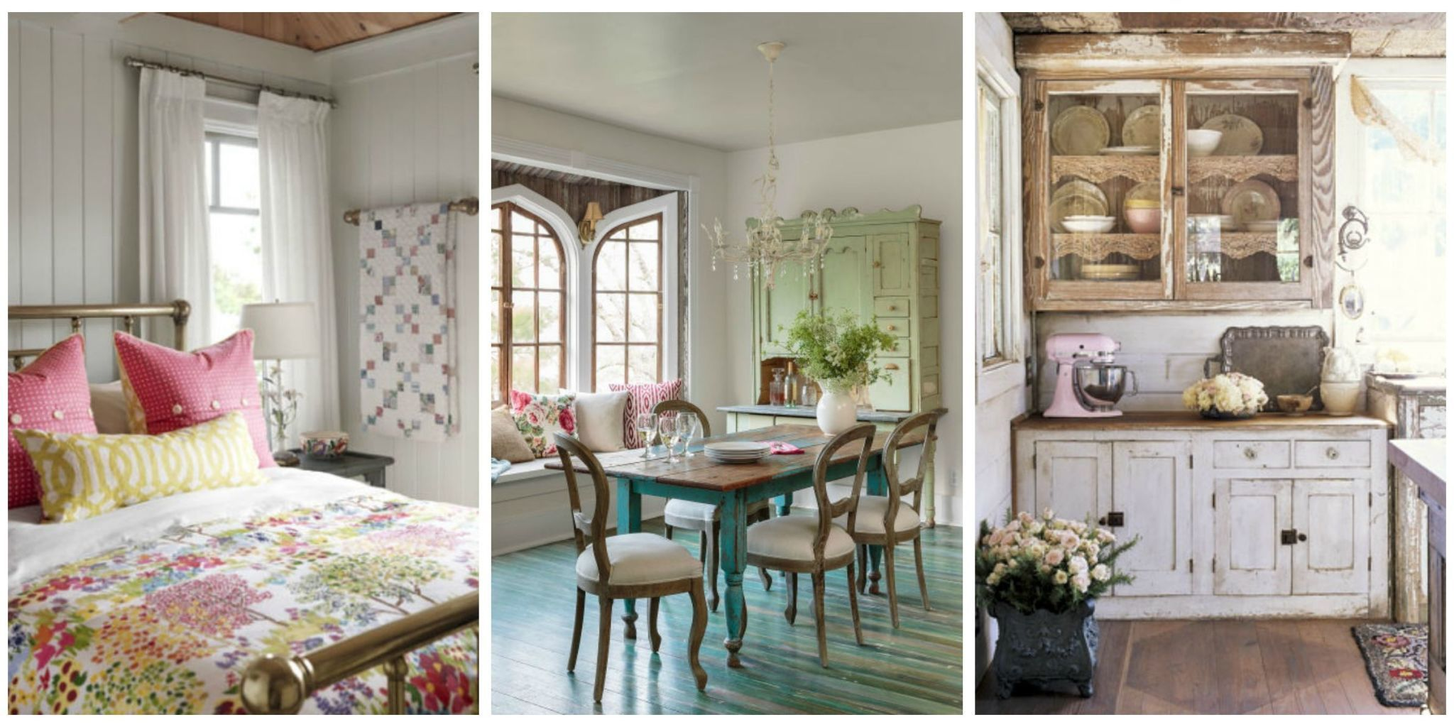 From California To Connecticut, These Country Cottage Getaways Are Filled  With Inspiring Decorating Ideas For Cozy Spaces.