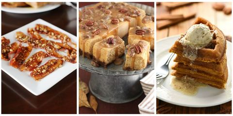 Food, Cuisine, Ingredient, Dish, Dessert, Baked goods, Serveware, Plate, Tableware, Recipe,