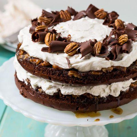 Brown, Food, Cuisine, Sweetness, Dessert, Cake, Baked goods, Ingredient, Dish, Recipe,