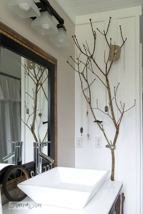 14 DIY Branch Projects - Home Decorating Ideas