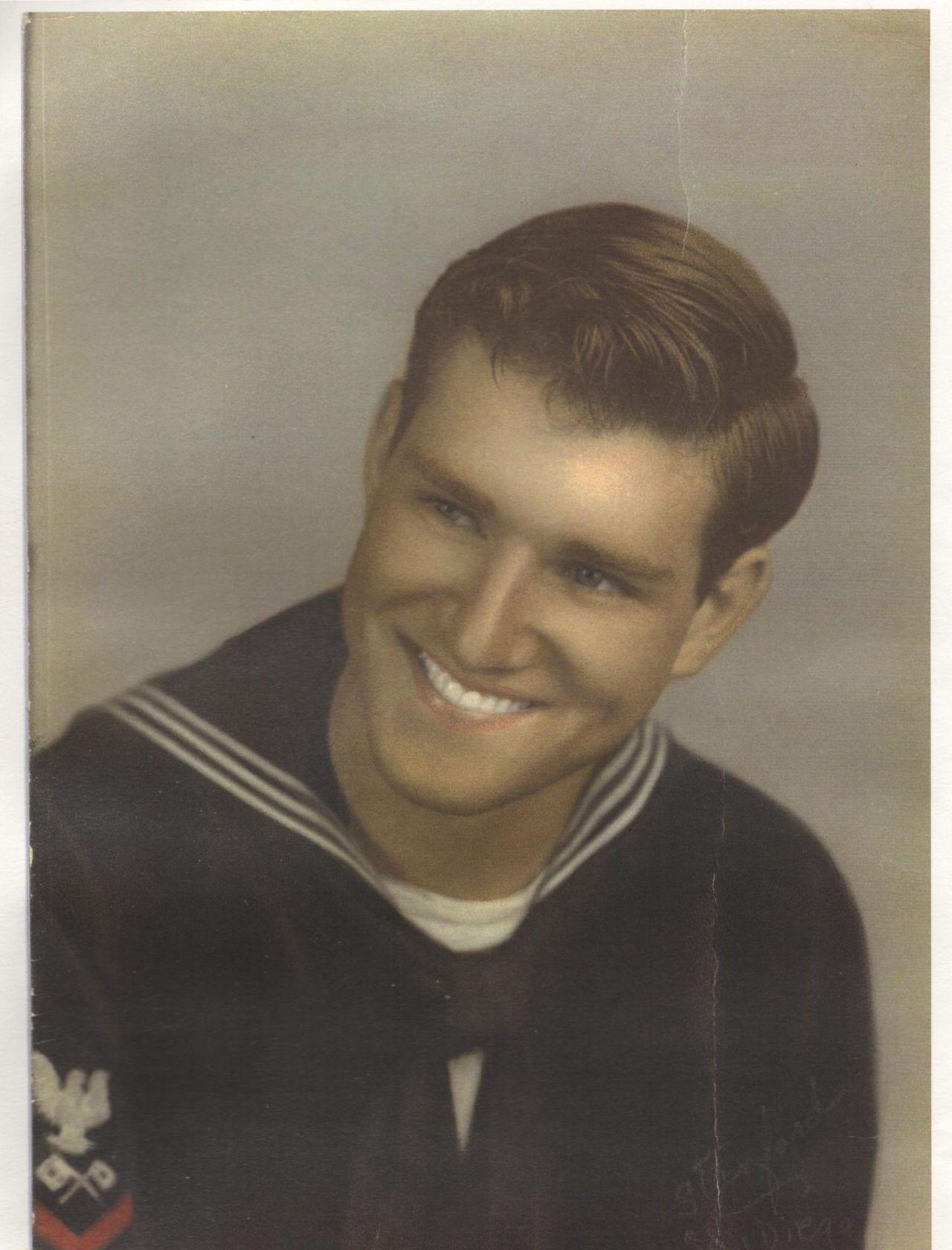 Cute navy guys