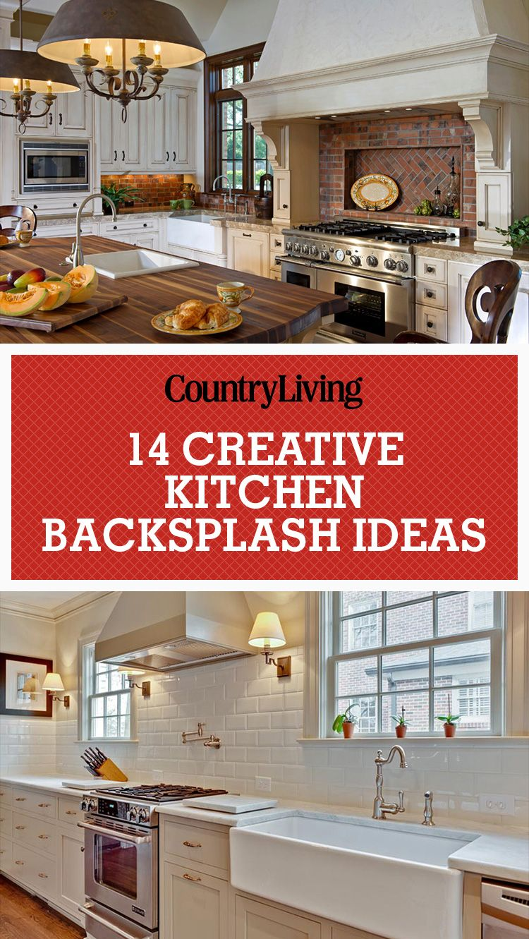 Inspiring Kitchen Backsplash Ideas   Backsplash Ideas For Granite  Countertops