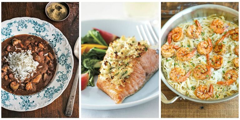 30 easy fish and seafood recipes how to cook fish and seafood in the mood for seafood try these simple and delicious dinner recipes forumfinder Image collections