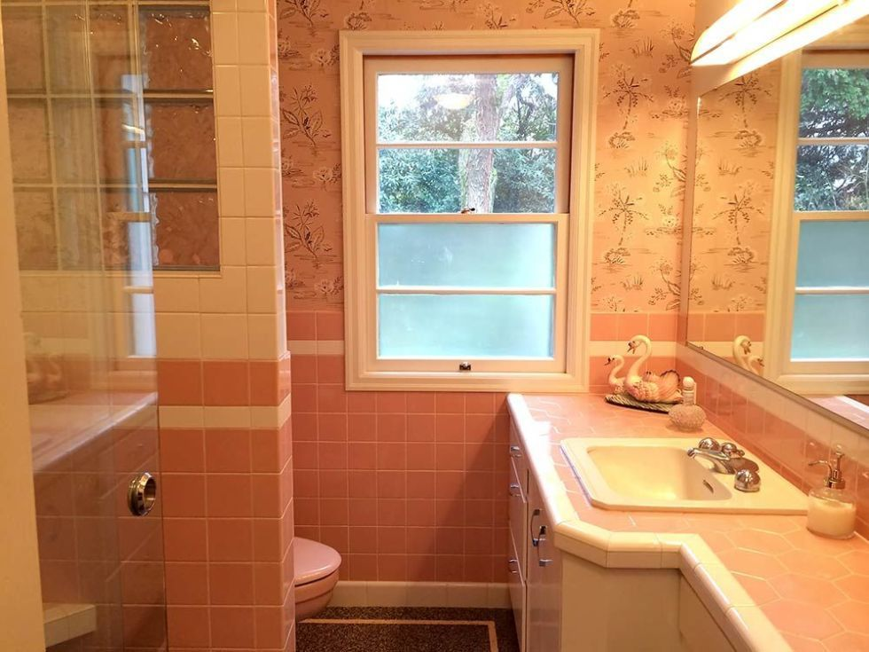 Inspiring Pink Bathroom Ideas