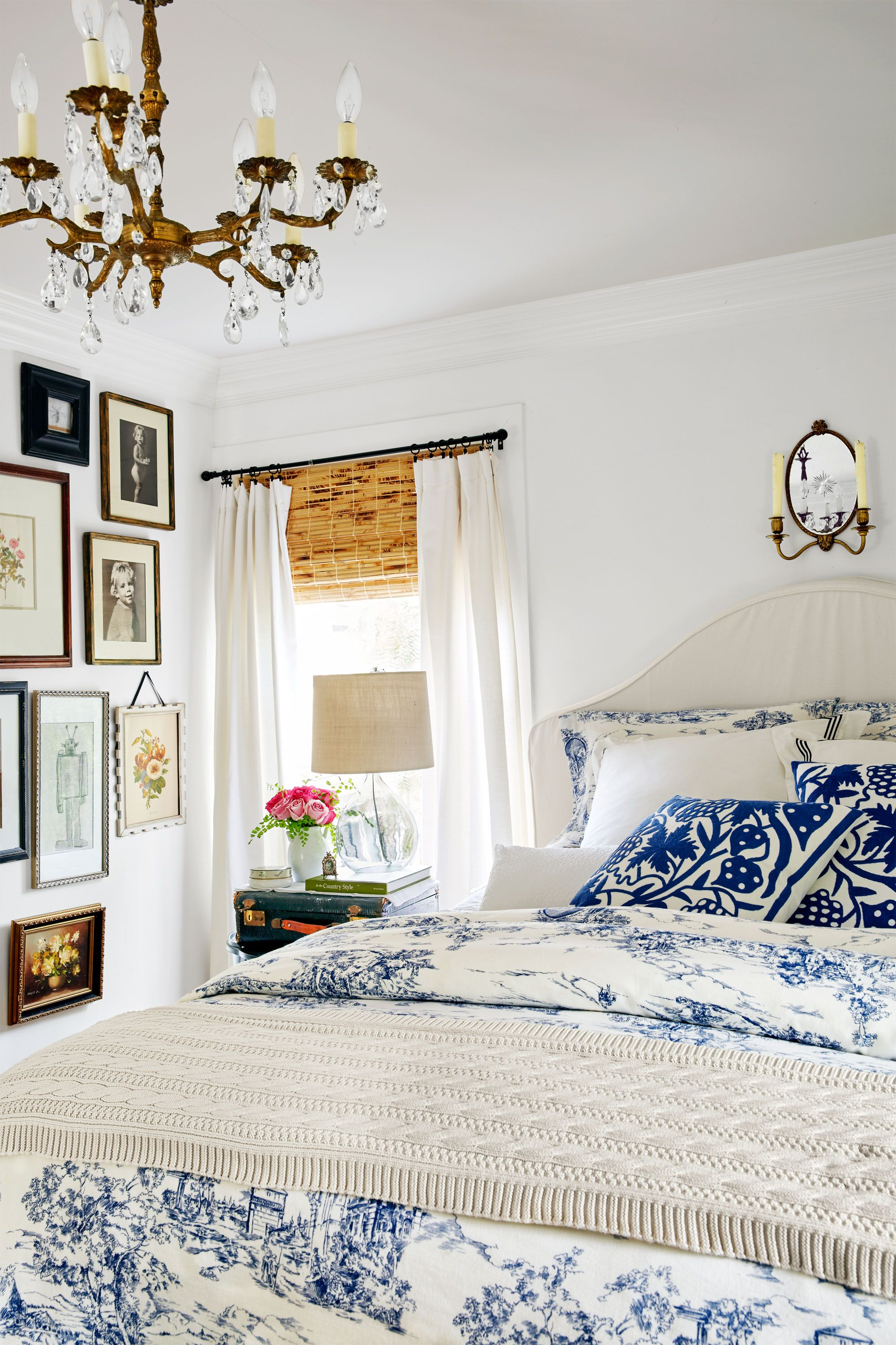 good Country Bedrooms Ideas Part - 1: Country Living Magazine