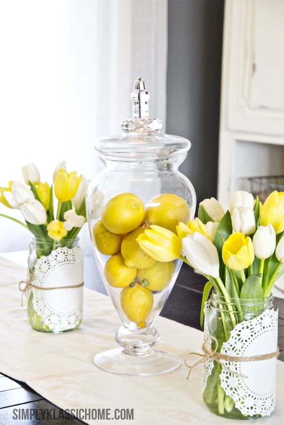 55 Easter Table Decorations Centerpieces For Easter