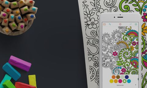 Colorfulness, Pink, Magenta, Art, Purple, Pattern, Violet, Paper product, Visual arts, Creative arts,