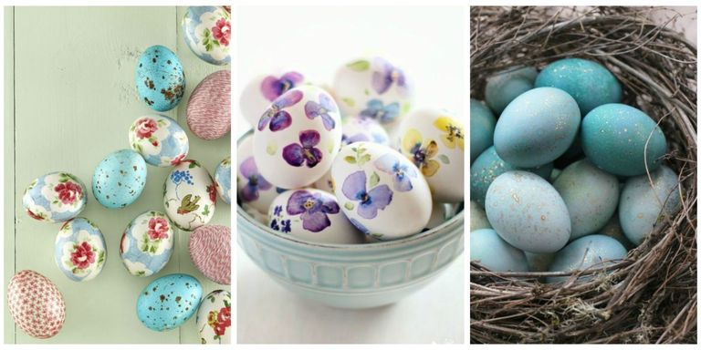 These Egg Decorating Ideas Will Put A Fun Fresh Spin All Of Your Easter Festivities