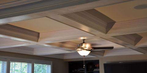 Wood, Property, Room, Interior design, Ceiling, Ceiling fixture, Light fixture, Interior design, Fixture, Molding,