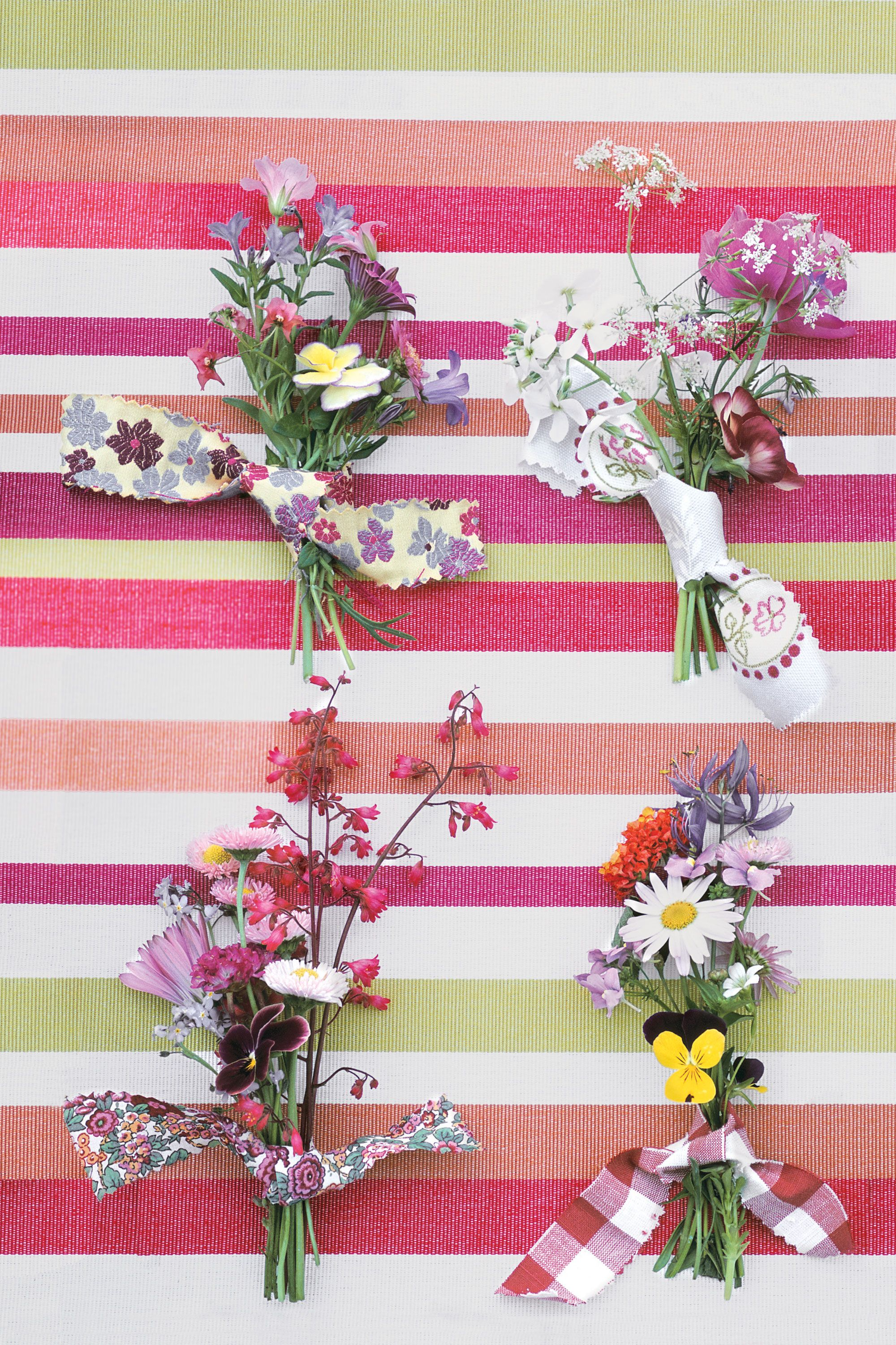 25 Easy Flower Crafts - Ideas for Craft Projects with Flowers