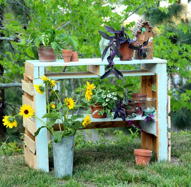 Ordinary Diy Garden Part - 1: Country Living Magazine