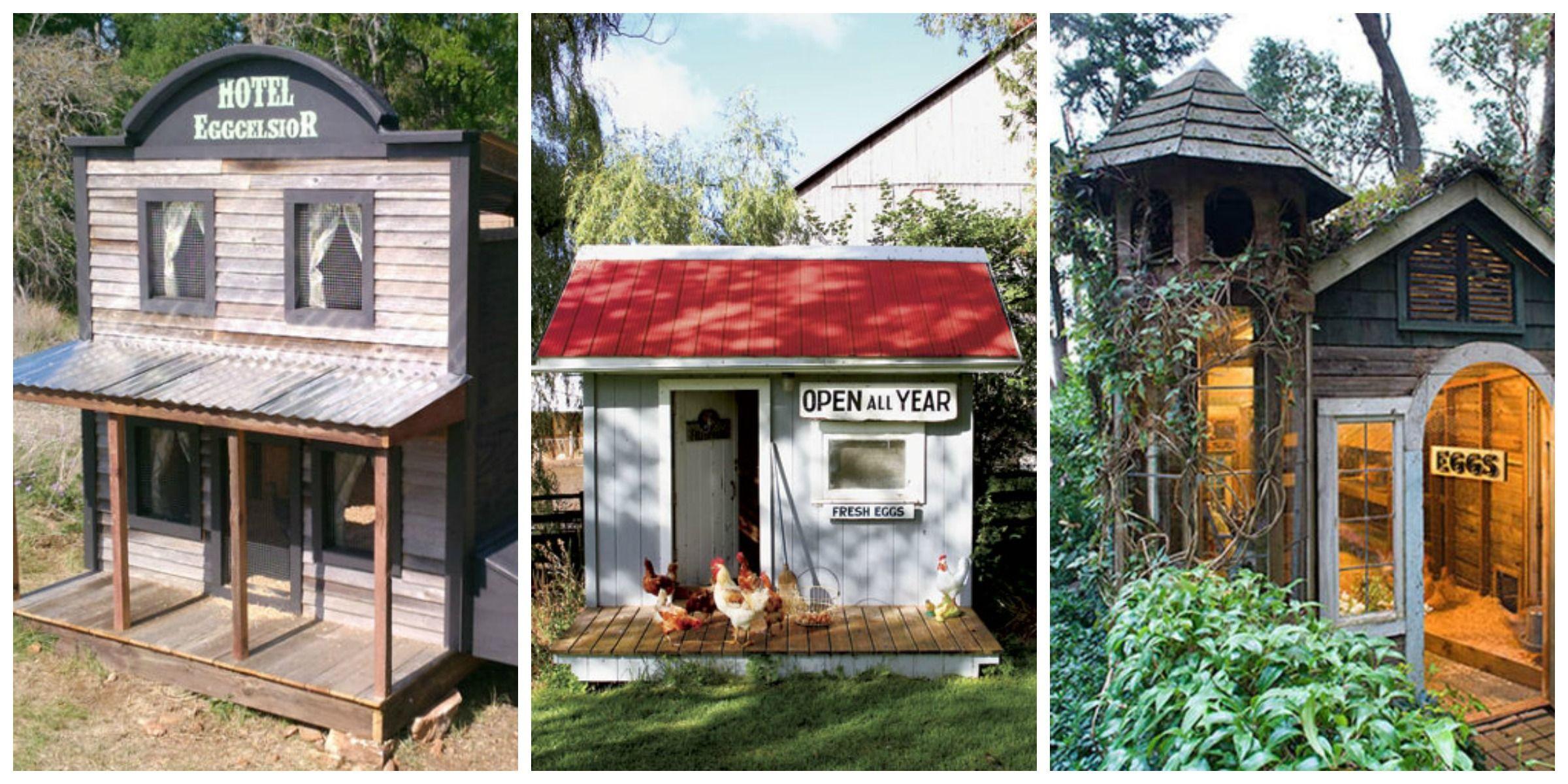 Best Chicken Coop Designs Most Amazing Chicken Coops,Arts And Crafts Design Furniture