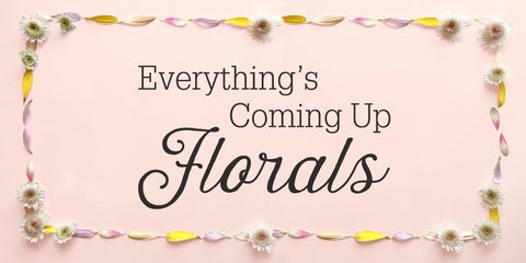 55 Ways To Decorate Your Home With Florals Floral Home Decor