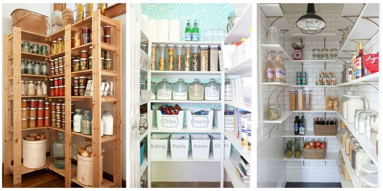 14 smart ideas for kitchen pantry organization pantry for Country kitchen storage ideas