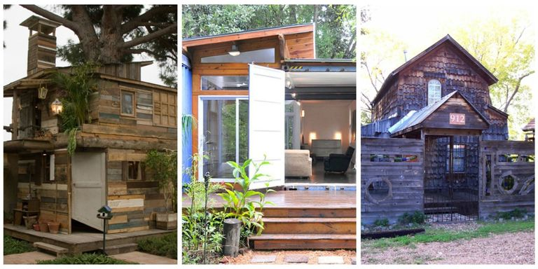 Houses Made From Recycled Materials : Houses made from trash sustainable homes built