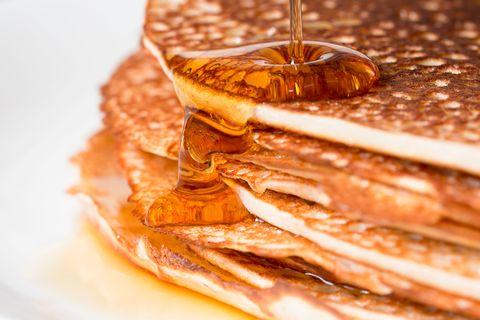 Food, Ingredient, Amber, Orange, Breakfast, Close-up, Photography, Pancake, Dish, Pannekoek,