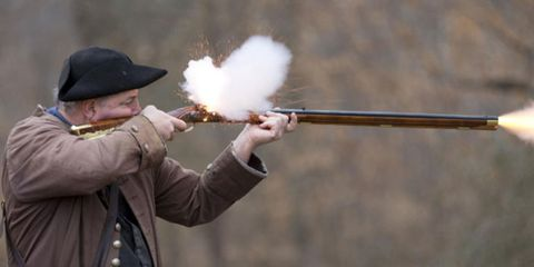Colonial Williamsburg Is Opening a Musket Range - Learn to