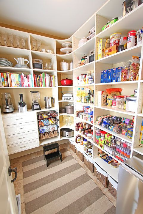 10+ Ways to Make Your Pantry Picture-Perfect| Organization, Organization Ideas for the Home, Pantry Organization, Pantry Ideas, pantry Organization Ideas, Pantry Design, Pantry Decor, Pantry #Organization #PantryOrganization #PantryOrganizationIdeas #OrganizationIdeasfortheHome