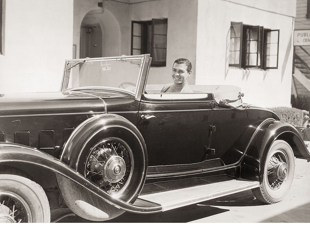 Classic Movie Stars and Their Cars - Celebrities and Their Cadillacs