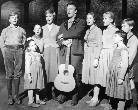 the von trapps performing farewell show real life sound of music