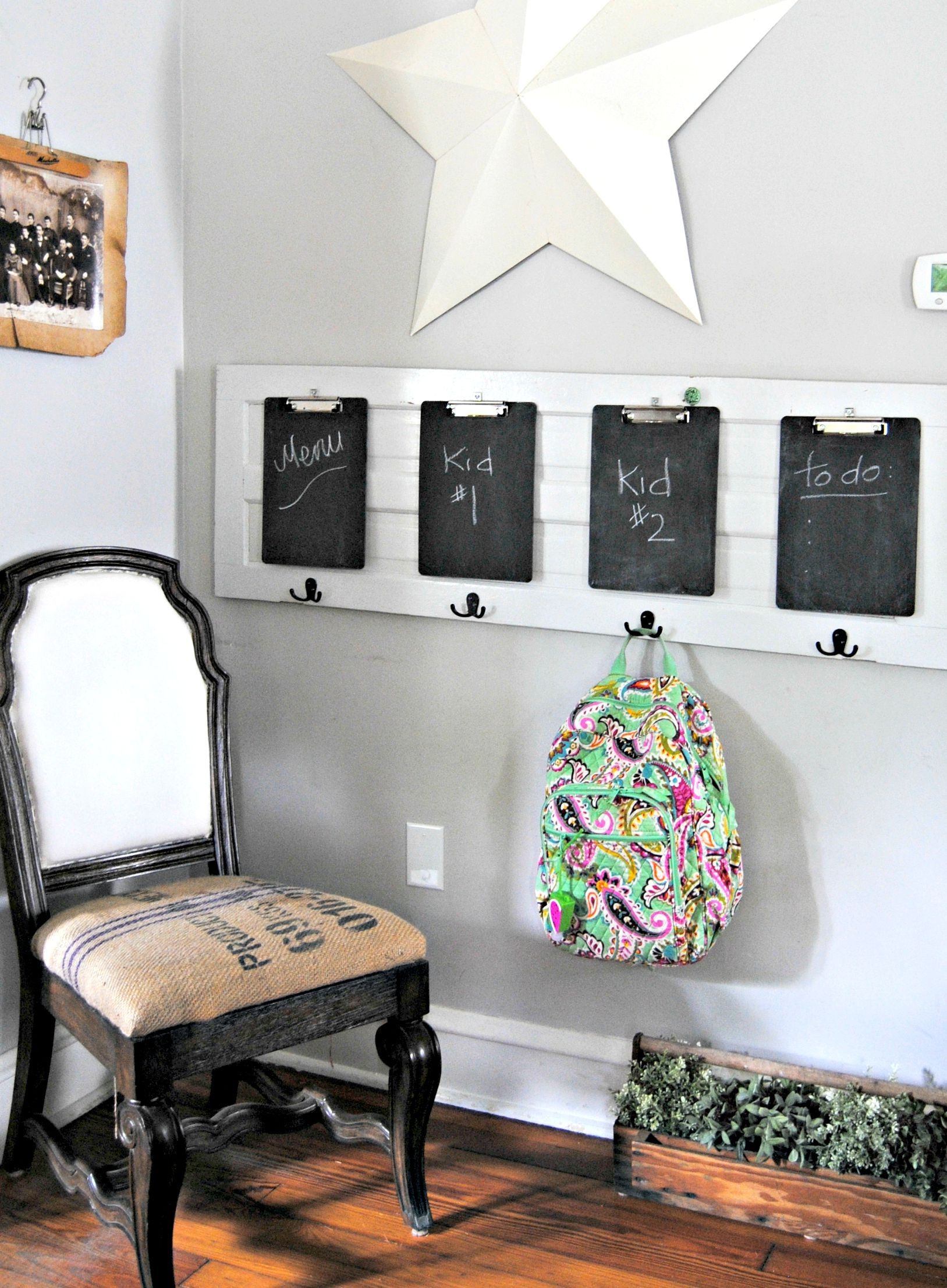 15 Clever Ideas for DIY Hooks - DIY Coat Racks